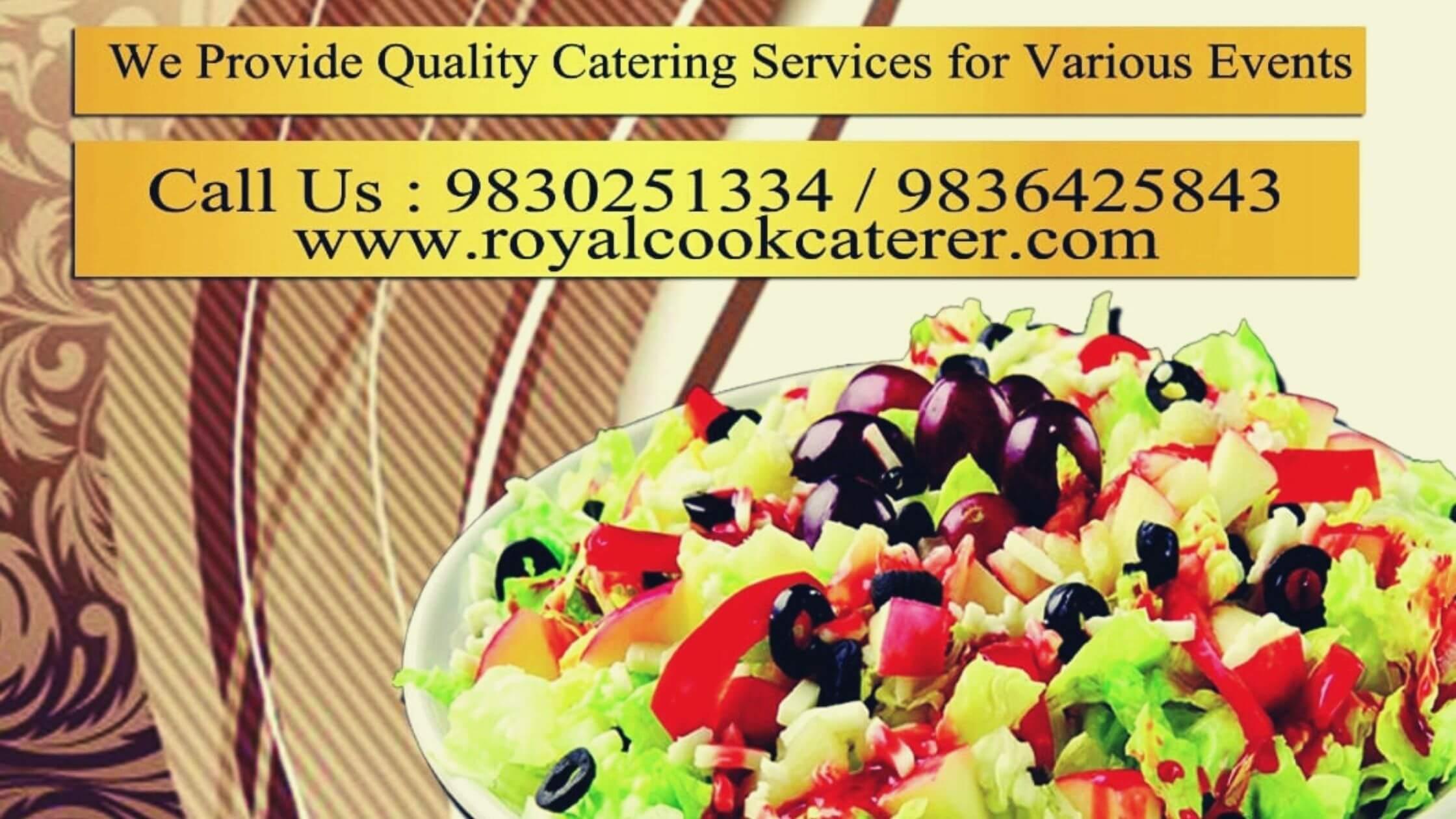 top caterer in kolkata